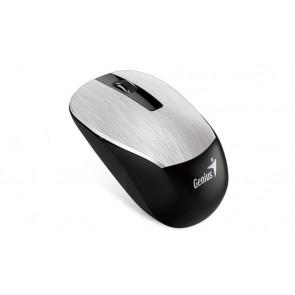 """Egér, vezeték nélküli, optikai, normál méret, GENIUS """"NX-7015"""" ezüst"""