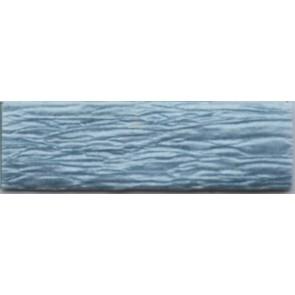 Krepp papír 50x200 cm, gyöngyház kék
