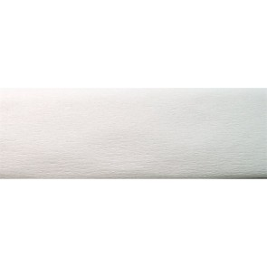 Krepp papír 50x200 cm, fehér