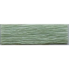 Krepp-papír, 50x200 cm, COOL BY VICTORIA, gyöngyház zöld