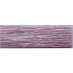 Krepp-papír, 50x200 cm, COOL BY VICTORIA, gyöngyház lilás rózsaszín