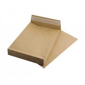 Redős-talpas tasak, TC4, szilikonos, 40 mm talp, VICTORIA, barna kraft