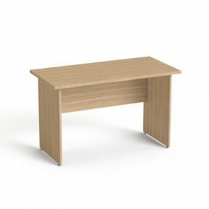 """Íróasztal, laplábbal, 120x70 cm, MAYAH """"Freedom SV-19"""", kőris"""