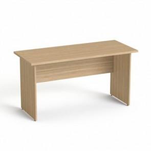 """Íróasztal, laplábbal, 140x70 cm, MAYAH """"Freedom SV-20"""", kőris"""