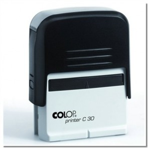 "Bélyegző, COLOP ""Printer C 30"""