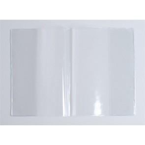 Ellenőrző tartó, PVC, átlátszó