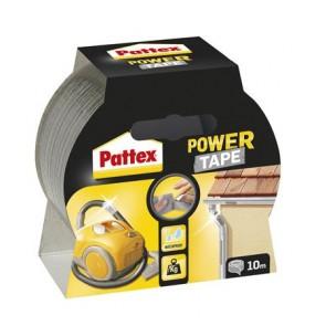 "Ragasztószalag, 50 mm x 10 m, HENKEL ""Pattex Power Tape"", ezüst"