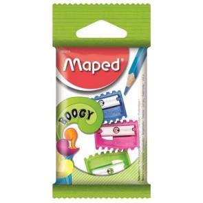 """Hegyező, egylyukú, MAPED """"Boogy"""", vegyes színek"""