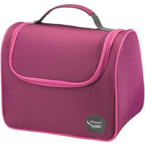 """Uzsonnás táska, MAPED PICNIK  """"Origins"""", pink"""