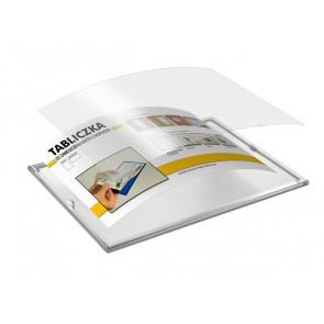 Információs tábla, fali, öntapadó, 150x223 mm, Panta Plast