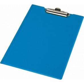 Felírótábla, fedeles, A4, sarokzsebbel, PANTAPLAST, kék