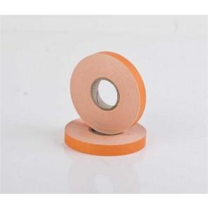 Árazógépszalag, 10x18,6 mm, narancs