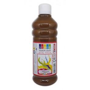 Tempera, 500 ml, Südor, barna