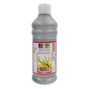 Tempera, 500 ml, Südor, metál ezüst