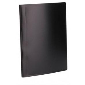 """Bemutatómappa, 20 zsebes, A4, VIQUEL """"Standard"""", fekete"""
