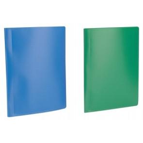 """Bemutatómappa, 40 zsebes, A4, VIQUEL """"Standard"""", zöld"""
