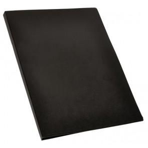 """Bemutatómappa, 30 zsebes, A3, VIQUEL """"Standard"""", fekete"""