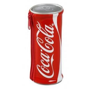 """Tolltartó, cipzáras, VIQUEL """"Coca-Cola"""", piros"""