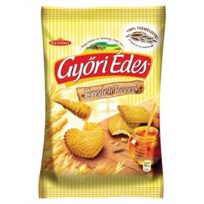 """Keksz, 180 g, eredeti recept, GYŐRI """"Győri édes"""", mézes"""