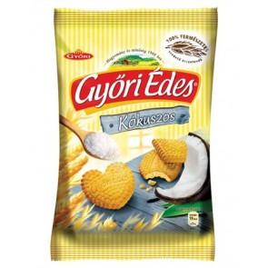 """Keksz, 180 g, GYŐRI """"Győri édes"""", kókuszos"""