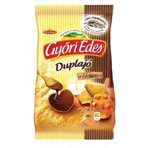 """Keksz, 150 g, duplajó, GYŐRI """"Győri édes"""", mézes"""