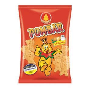"Chips, 50 g, CHIO ""Pom-Bar"", sós"