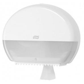 """Toalettpapír adagoló, T2 rendszer, Elevation, TORK """"Mini Jumbo"""", fehér"""