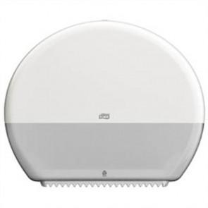 """Toalettpapír adagoló, T1 rendszer, műanyag, TORK """"Jumbo"""", fehér"""