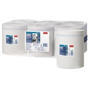 Törlőpapír, belsőmag-adagolás , M2 rendszer, Advanced, TORK, fehér