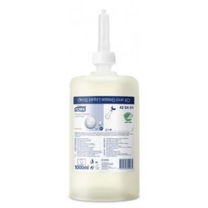 """Folyékony szappan, 1 l, S1 rendszer, TORK """"Premium ipari"""" illatmentes"""