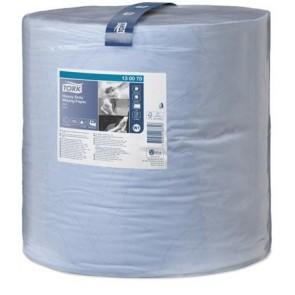 """Törlőpapír, általános tisztításhoz, 2 rétegű, TORK, """"Advanced"""", kék"""