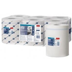 """Törlőpapír, tekercses, 18,5 cm átmérő, M4 rendszer, TORK """"Reflex™ plusz"""", fehér"""
