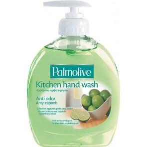 "Folyékony szappan, 0,3 l, PALMOLIVE Anti Odor ""Lime"""
