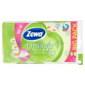 """Toalettpapír, 3 rétegű, 16 tekercses, ZEWA """"Deluxe"""", kamilla"""