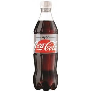 """Üdítőital, szénsavas, 0,5 l, COCA COLA """"Coca Cola Light"""""""