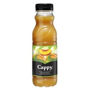 Gyümölcslé, 46%, 0,33 l, CAPPY őszibarack