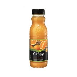 Gyümölcslé, 100%, 0,33 l, CAPPY narancs