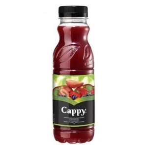 Gyümölcslé, 35%, 0,33 l, CAPPY eper
