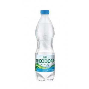 Ásványvíz, szénsavas, THEODORA, 0,5 l
