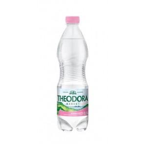 Ásványvíz, szénsavmentes, THEODORA, 0,5 l