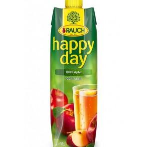 """Gyümölcslé, 100%, 1 l, RAUCH """"Happy day"""", alma"""