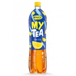 """Üdítőital, szénsavmentes, 1,5 l, RAUCH """"Mytea"""", citrom"""