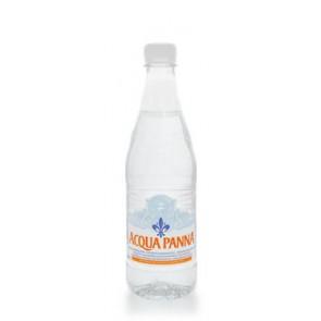 Ásványvíz, szénsavmentes, AQUA PANNA,  0,5 l