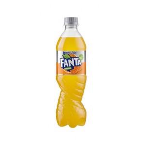 """Üdítőital, szénsavas, 0,5 l, FANTA """"Fanta Zero"""""""