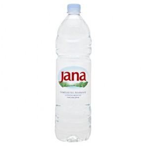 Ásványvíz, szénsavmentes, JANA, 1,5 l