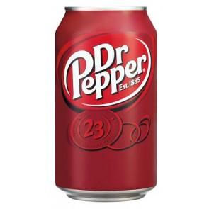Üdítőital, szénsavas, 0,33 l, dobozos, DR PEPPER