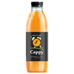 """Gyümölcslé, 55%, 0,8l, CAPPY """"Cappy Plus"""", multivitamin"""