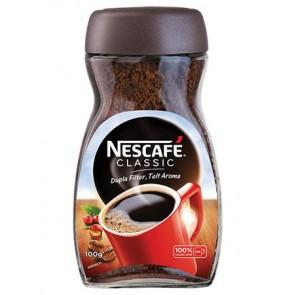 """Instant kávé, 100 g, üveges, NESCAFÉ """"Classic"""""""