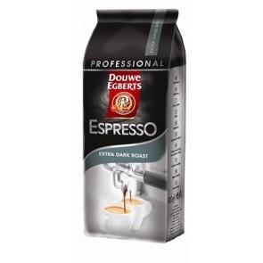 """Kávé, pörkölt, szemes, sötét pörkölésű, 1000 g,  DOUWE EGBERTS """"Espresso"""""""