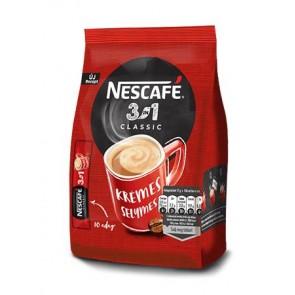 "Instant kávé stick, 10x17 g, NESCAFÉ, 3in1 ""Classic"""